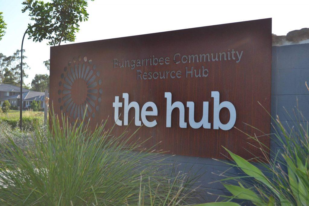 Bungarribee Community Hub 1