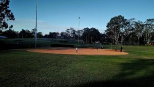 Softball Campbelltown 4